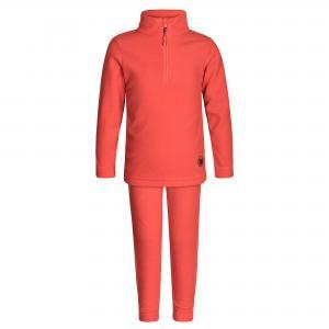 Комплект оранжевый DEUX PAR. Цвет: оранжевый