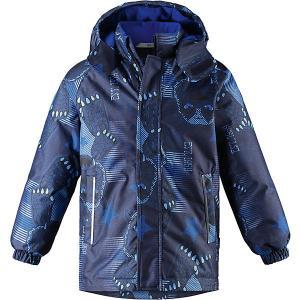 Утепленная куртка Lassie. Цвет: синий