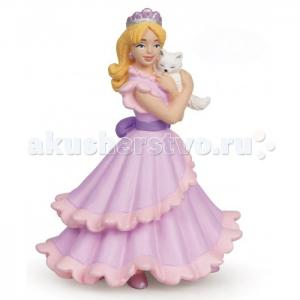 Игровая реалистичная фигурка Принцесса с кошкой Papo