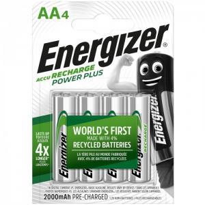 Аккумулятор Power Plus AA (HR06) 2000mAh 4BL Energizer