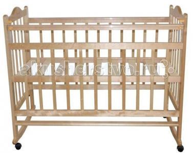 Детская кроватка  - 1 качалка Briciola