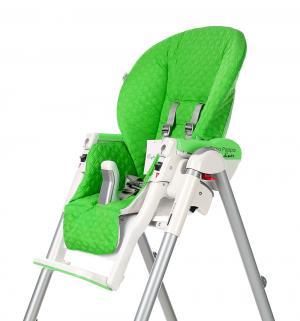 Чехол сменный  к стульчику для кормления Peg-Perego Diner Bright, цвет: green Esspero