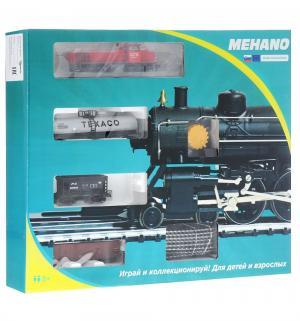 Железная дорога  Стартовый набор Prestige тепловоз G1206+3 вагона Mehano