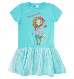 Платье , цвет: салатовый Newborn