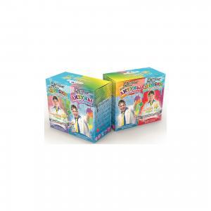 Набор Цветные червяки и лизуны Инновации для детей