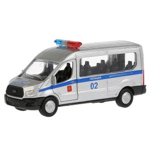 , Машина Ford Transit полиция, 12см Технопарк