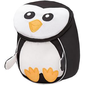 Рюкзак  Mini Animals Пингвиненок Belmil. Цвет: черный/белый