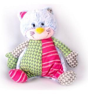 Мягкая игрушка  Котик цветной 21 см Gulliver