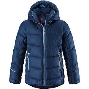 Утепленная куртка  Malla Reima. Цвет: темно-синий
