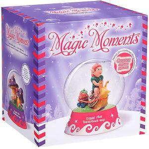 Большой набор  Создай Волшебный шар Фиолетовый Magic Moments