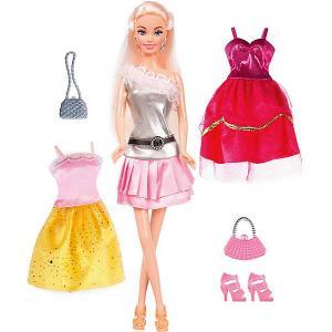 Кукла  Яркий в моде Ася Toys Lab. Цвет: красный