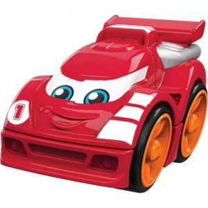 Конструктор  Машинка гоночная, 3 дет. Mega Bloks