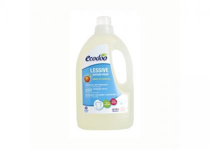Универсальное жидкое средство для стирки белья 1500 мл Ecodoo
