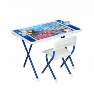 Набор мебели  В поисках Немо, цвет: белый/синий Дэми