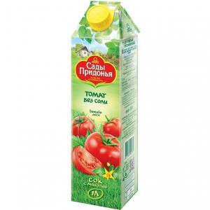 Сок  томат, 1 л Сады Придонья