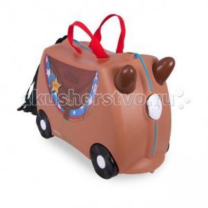 Детский чемодан на колесах Автобус Trunki