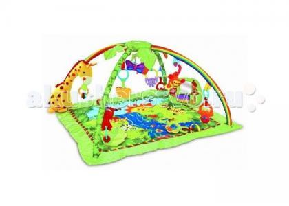 Развивающий коврик FunKids Delux Play Gym Giraffe CC9657 FitchBaby