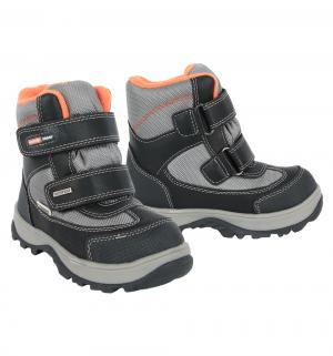 Ботинки , цвет: черный Twins