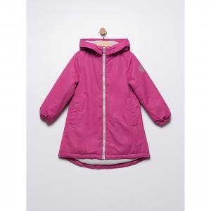 Пальто  для девочки SELA. Цвет: розовый