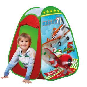 Игровая палатка Самолеты 75х75х90 см John
