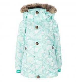 Куртка , цвет: бирюзовый Guahoo