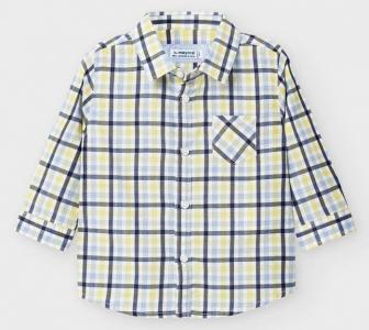 Рубашка в клетку 2130 Mayoral