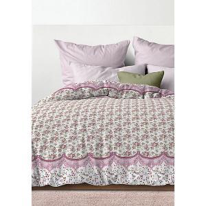 Комплект постельного белья  Нежность, 2-спальное Унисон. Цвет: разноцветный