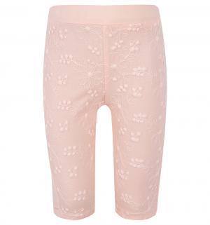 Леггинсы , цвет: розовый Santa&Barbara