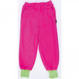 Спортивные брюки  Чемпион ЛисФлис. Цвет: зеленый/розовый