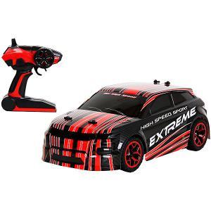 Радиоуправляемая гоночная машина  1:18 Zhorya. Цвет: красный