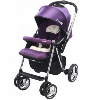 Прогулочная коляска  Mega Ride Deluxe, цвет: фиолетовый Combi