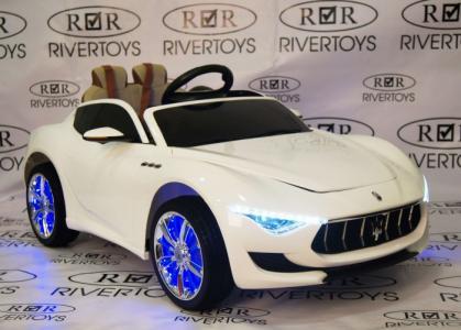 Электромобиль  Maserati A005AA RiverToys