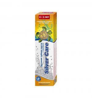Зубная паста  от 0 до 3 лет со вкусом сгущенного молока, 30 мл Silver Care