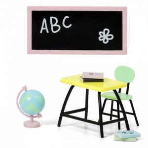 Набор мебели для домика Школа Lundby