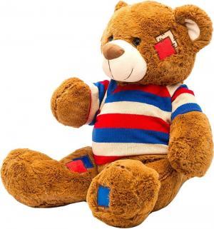 Мягкая игрушка  Мишка Топтыжка в кофте 50 см Fluffy Family
