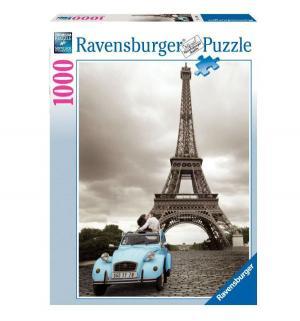 Пазл  Романтика в Париже Ravensburger
