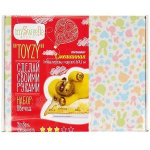 Набор для творчества Toyzy Овечка. Цвет: разноцветный
