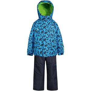 Комплект  by Gusti: куртка, полукомбинезон Zingaro. Цвет: синий