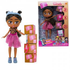 Кукла Boxy Girls Nomi с аксессуарами 20 см 1 Toy