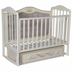 Детская кроватка  Helen 7 (универсальный маятник) Кедр
