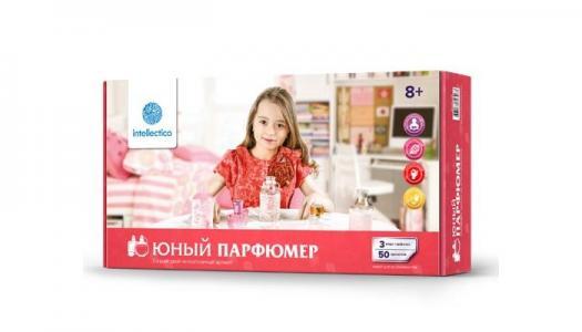 Набор Юный парфюмер малый Intellectico