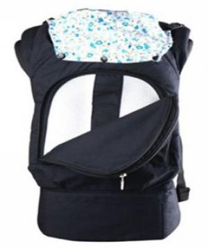 Рюкзак кенгуру  Freestyle Dark Blue Jekky Kids