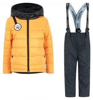 Комплект куртка/брюки , цвет: оранжевый Boom