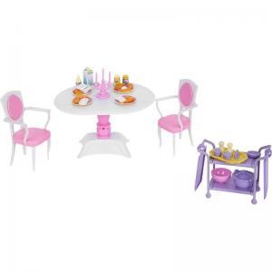 Мебель для куклы столовая S+S Toys