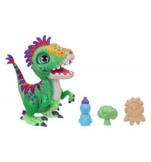 Интерактивная игрушка  Малыш Дино 32 см FurReal Friends