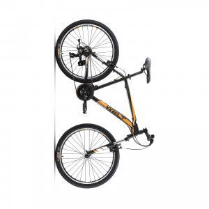 Велосипед  Ridge 1.0 V, 20 дюймов, черно-оранжевый, Welt