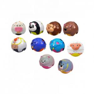 Развивающая игрушка  Набор шаров зверушек 113150 BaoBab