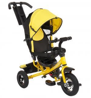 Трехколесный велосипед  Action Trike(A), цвет: желтый/черный Capella