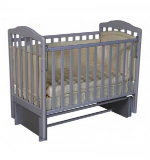 Кровать  Алита 3/5, цвет: серый Антел