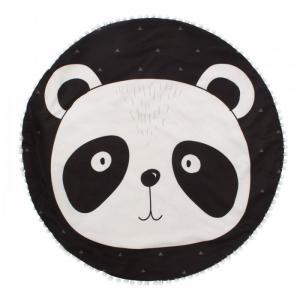 Плед  Одеяло Панда 90х90 см Крошка Я